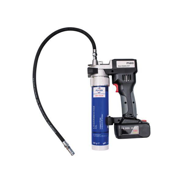 Electric Grease Gun >> Portable Electric Grease Gun 18 V S Lsp Special